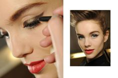 great eye look Makeup Inspiration, Style Inspiration, Face Charts, Full Look, Beauty Editorial, Beauty Women, Toms, Make Up, Eye