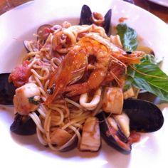 Spaghetti Frutti Di Mare - Ciccio - Zmenu, The Most Comprehensive Menu With Photos