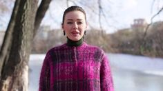 Introduction video from Anastasia Kostenko for Miss World