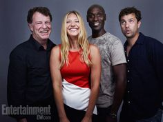 Entertainment Weekly - Fringe at Comic-Con