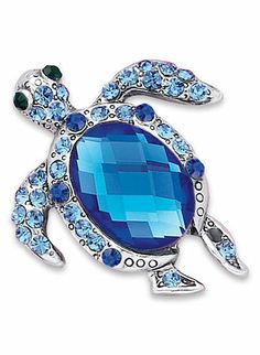 Nature's Turtle Pin at www.amerimark.com