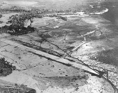 August 1942. Henderson Field, Guadalcanal.