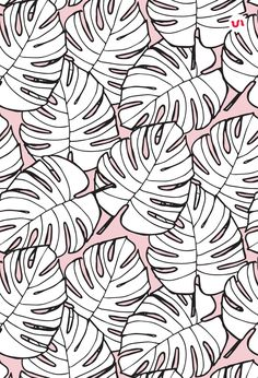 Tropical Seamless Vector Patterns!. They are tropical patterns with a feminine touch and all handdrawn featuring flamingos, monstera leaves, palm tree leaves, banana leaves, pineapples and so much more.  They are fully editable (through Adobe Illustrator) and all elements are vectors. You can select and use them separately if you like or even create your own unique patterns by mixing the handdrawn elements of this set! Of course you can also easily change the colors to suit all your…