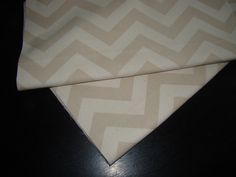 Wedding Table Runners, Khaki, Cream, Natural Chevron Table Runners-custom sizes available by BatesonsBoutique on Etsy https://www.etsy.com/listing/204897813/wedding-table-runners-khaki-cream