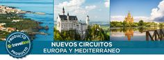 Una nueva manera de viajar : NUEVOS CIRCUITOS POR EUROPA Y MEDITERRÁNEO   www.viajesviaverde.es