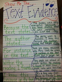 Additcted To Anchor Charts!