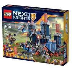 LEGO Nexo Knights The Fortrex (70317)