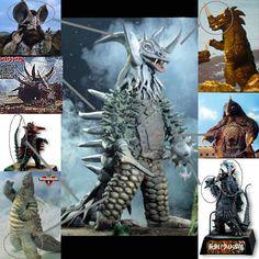 タイラント(Tyrant)は英語で暴君だそうです。 ウルトラマンタロウの第40話「ウルトラ兄弟を超えてゆけ!」に登場しました。 詳しくはWikipedia↓をご覧ください。 ウルトラマンタロウの登場怪獣 出典: フリー百科事典『ウィキペディ...