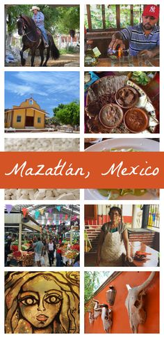 12 unique local foods and experiences in Mazatlan, Mexico… Mexico Vacation, Mexico Travel, Vacation Spots, Italy Vacation, Places To Travel, Places To Visit, Stuff To Do, Things To Do, Gulf Of Mexico