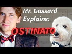 Ostinato (Vocal & Rhythm Instruments) - YouTube