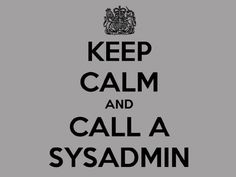 Or don't. Because it's SysAdmin Day! Give them a break! Or bacon!