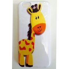 Giraffe Soft case for iphone 6/6S