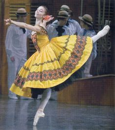 Far from Denmark Marie-Pierre Grève - 2005 (Royal Danish Ballet)