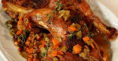 Slow Cooker Turkey Legs & Vegetables :http://recipes4slowcooker.com/slow-cooker-turkey-legs-vegetables/