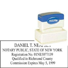 Extend Expired NY Notary Licensing Online Course