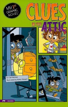 Clues in the Attic (My First Graphic Novel), http://www.amazon.com/dp/1434222837/ref=cm_sw_r_pi_awdm_wuzRvb0NCX0MW