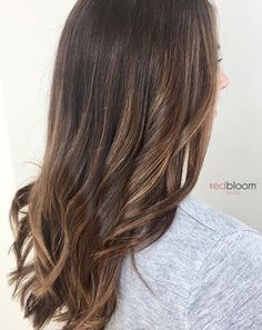 39 modern brunette balayage hair colors & styles in year 2019 6 Caramel Balayage, Balayage Brunette, Hair Color Balayage, Hair Painting, Salons, Stylists, Hair Beauty, Long Hair Styles, Hair Colors