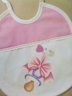 A NARIZINHO                                                                                                                                                                                 Mais Baby Painting, Love Painting, Painting For Kids, Fabric Painting, Baby Applique, Applique Patterns, Applique Designs, Quilt Patterns, Baby Cookies