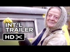 Brit Movies: Maggie Smith Stars in The Lady in the Van - Quirky New British Film - Anglotopia.net