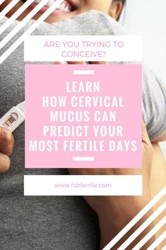 Learn how cervical mucus can predict your most fertile days. This is for you if you are struggling with PCOS, endometriosis, unexplained infertility, low ovarian reserve, diminished ovarian reserve, low AMH, high FSH, premature ovarian failure, uterine fibroids, low sperm count, low sperm motility, hormonal imbalance, thyroid problems or are preparing for a IUI, IVF or donor egg transfer. #NavigatingInfertility