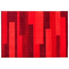 tapis tufte cm rouge fly 99 euros - Tapis Color Fly