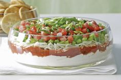 Festive Favourite Layered Dip Image 1