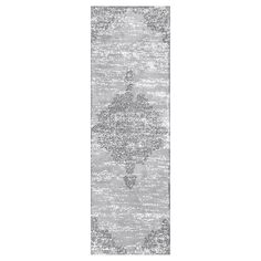 Sterling Gray Solid Loomed Area Rug - (5'x8') - nuLOOM, Gray Beige