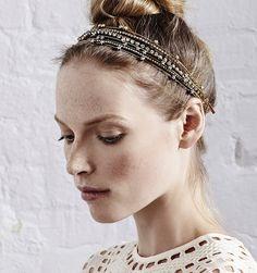 Jennifer Behr Bridal Hair Accessories Collection