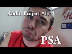 audio project 1