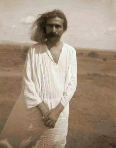 Young Meher Baba