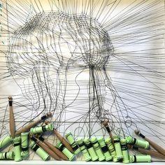 Pamela Campagna, Weaving phase