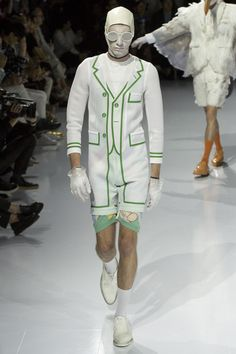Thom Browne Spring 2017 Menswear Fashion Show