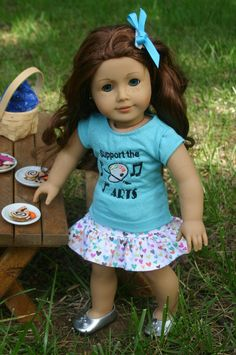 Reserved for Holly B Saige inspired Support by MiniMeDollyDivas, $25.00