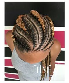 Feed In Cornrows Mehr