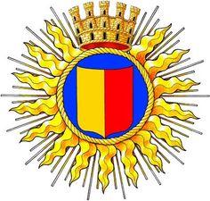 L'italiano con le cento città d'Italia: B come Bergamo Coat Of Arms, Symbols, Decor, Art, Flags, Corona, November, Decoration, Decorating