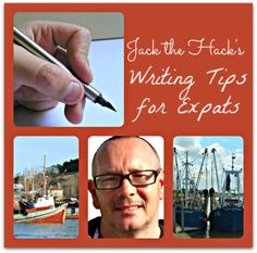 JACK THE HACK: How do you know whether you want to write a memoir or a novel, and what's the difference? #Expat Writing Tip No 2