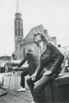 The DOORS in Europe '68