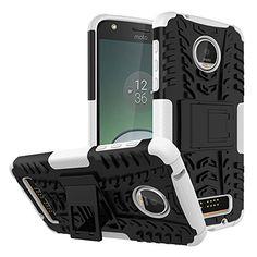 Moto Z Play Droid Case, Moto Z Play Case, VPR [stand] Pre...