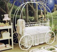 Baby nursery themes, Prince & Princess bedding, sports cribs and descor