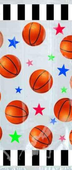 Basketball Large Party Bags | 20ct