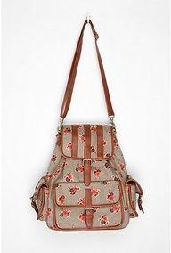 cute backpack.