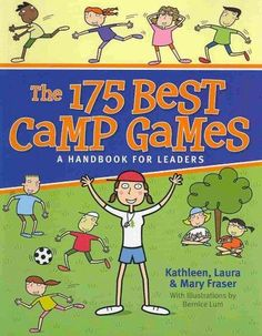 Games for kids 4 to 16, plus tips on keeping them fun and fair for all participants. Camp games are meant to be fun. Here are the very best camp-tested games for boys and girls aged 4 to 16, with easy
