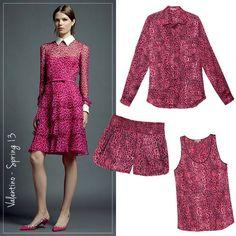 Compre moda com conteúdo, www.oqvestir.com.br  #AnimalPrint #Pink #Loves