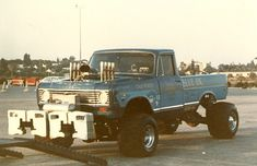 1982 TRACTOR / TRUCK PULL SHOW @ THE INGLEWOOD FORUM - Foter