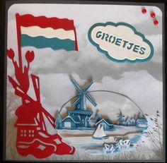 voorbeeldkaarten amy design oud hollands - Google zoeken