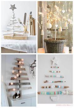 arbol de navidad original diferente arbol de navidad de pared arbol de navidad de mesa