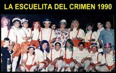 La Escuelita Del Crimen #carnaval del #Uruguay