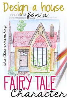 9 Reading Response Activities that work with ANY Fairy Tale openended fun and creative always a favorite in my class Reading Response Activities, Teaching Reading, Teaching Literature, Fairy Tale Projects, Fairy Tale Crafts, Fairy Tale Activities, Genre Activities, Steam Activities, Fractured Fairy Tales