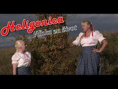 Heligonica: Mesiačik už dávno vyšiel - YouTube Music Songs, Believe, Album, Videos, Youtube, Youtubers, Card Book