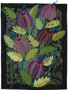 Forbidden Fruit by Deborah Shwartzman fibre revolution.com
